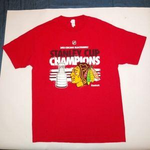 Chicago Blackhawks 2013 Stanley Cup Tee